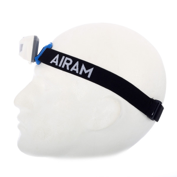 Hodelykt Airam 1W LED, 80 lm