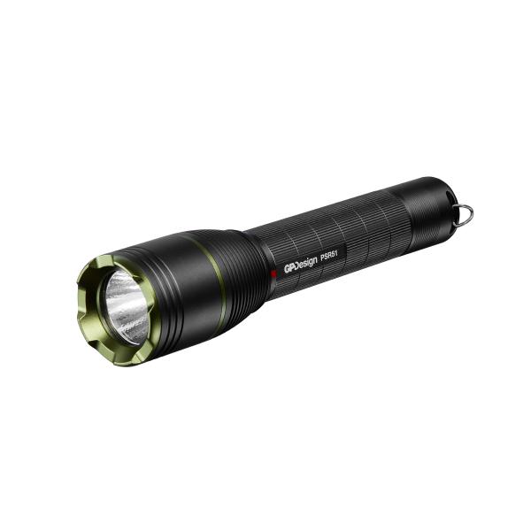 Ficklampa GP PSR51 Multi-Colour, 470 lm