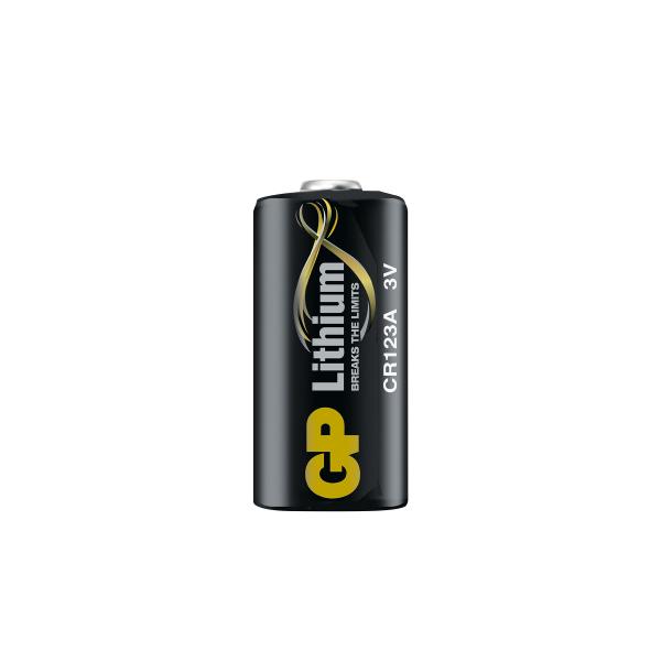 CR123A-batteri GP Lithium