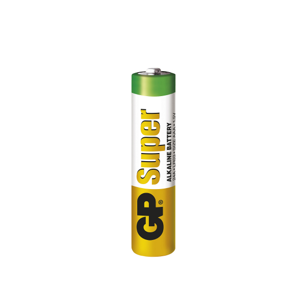 AAA-batteri GP Super Alkaline