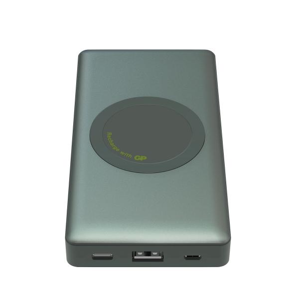 Varavirtalähde GP Wireless PowerBank, 10 000 mAh