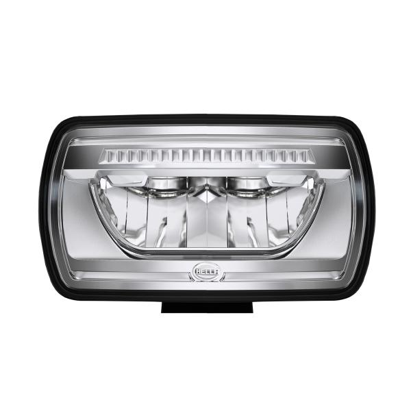 Lisävalo Hella Jumbo LED - Suorakaide / 24 cm / Ref. 25