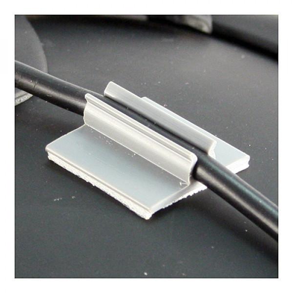 Kabelfäste för hjälmmontering, 3,5 mm