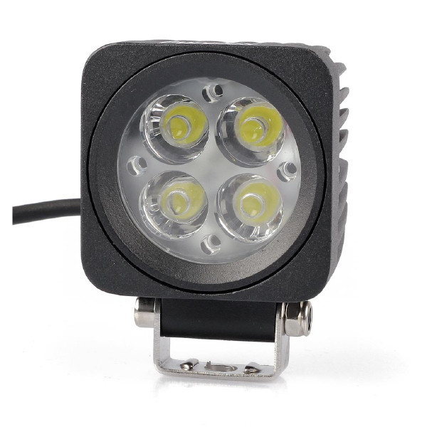 LED-arbeidslys Purelux Terrain 12W, Smal