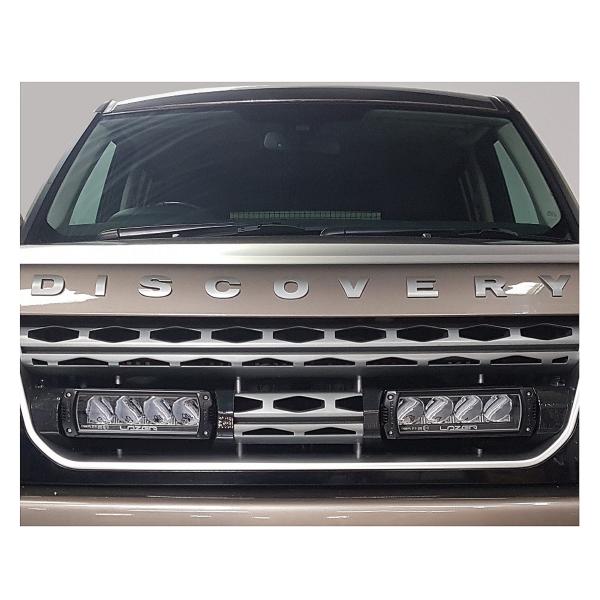 Lisävalosarja Lazer Triple-R 750 GEN2, Land Rover Discovery 4 2014+