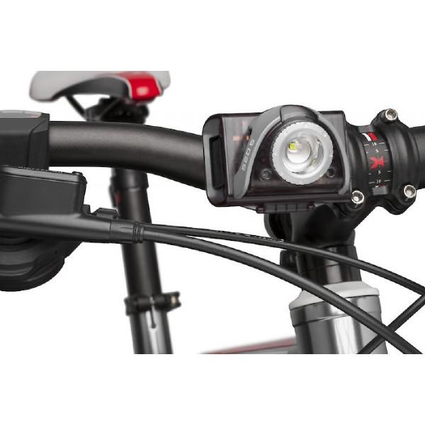 Cykellampa LED Lenser SEO B5R, 180 lm