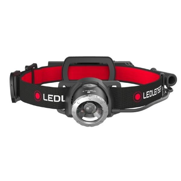 LED Lenser H8R, 600 lm