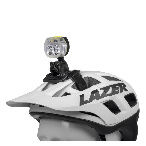 Pyöräilykypärävalo LUMONITE Air2, 2231 lm