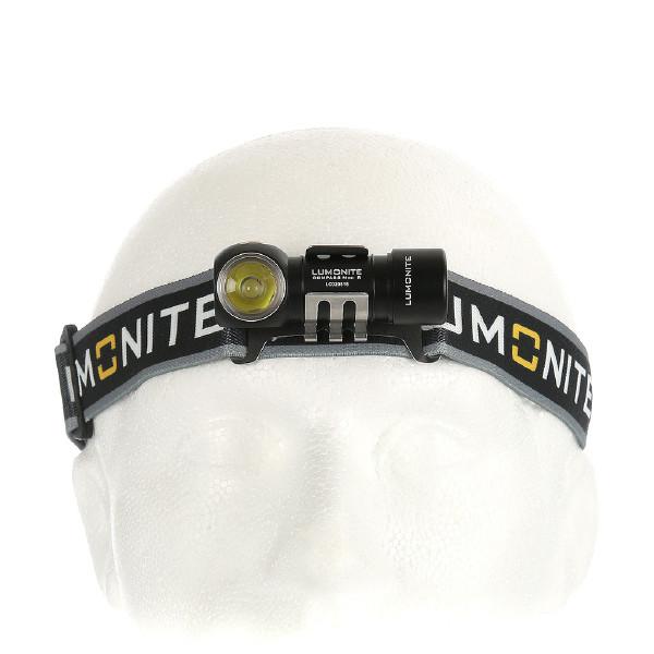 Pannlampa LUMONITE® Compass Mini R, 460 lm