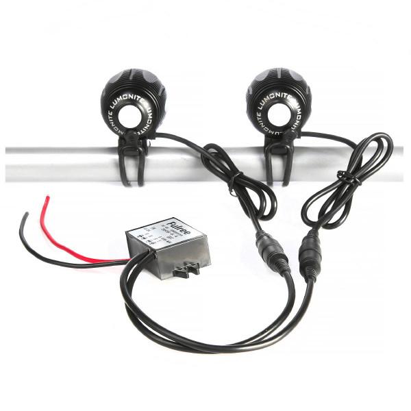 LED-Extraljus, LUMONITE® BX3000 35W, Kombo