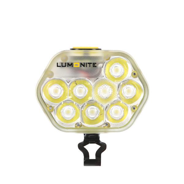 LUMONITE DX5000-Valaisinosa, 5581 lm