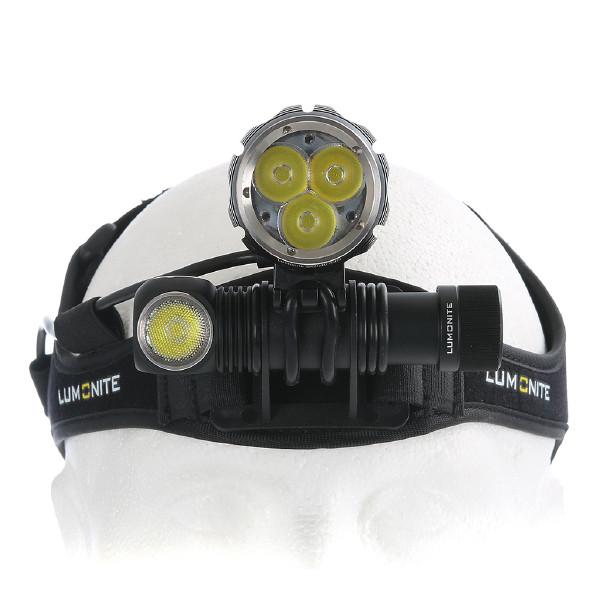 Backupljus adapter, LUMONITE® Compass UL Fixeringsringar