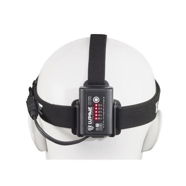 Otsalamppu Lupine Neo X2SC, 900 lm