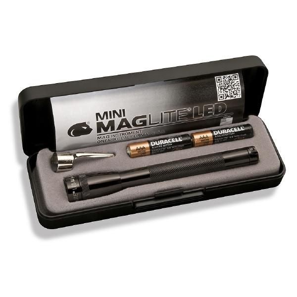 Mini Maglite 2xAAA LED, 84 lm