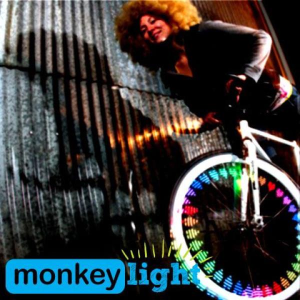 Pinnavalo Monkeylight M210, 10 LED