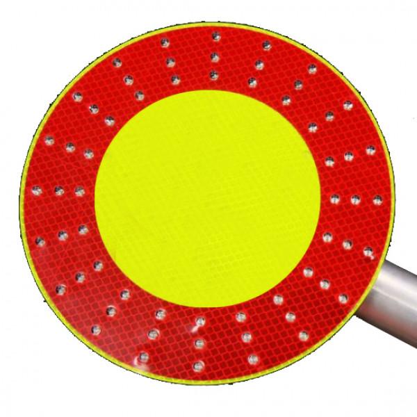 LED-valaistu pysäytysmerkki