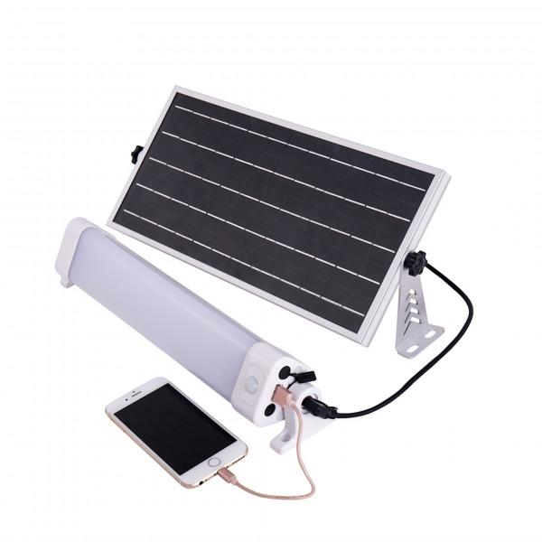 Aurinkovoimatoiminen yleisvalo NightSearcher Solar Sentry