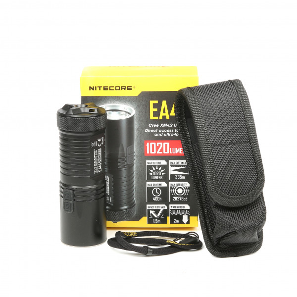 Taskulamppu Nitecore EA41, 1020 lm