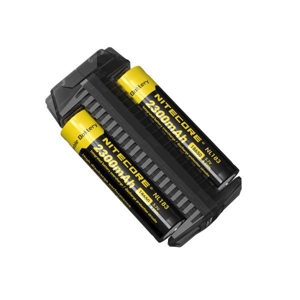 USB-laddare Li-ion Nitecore F2