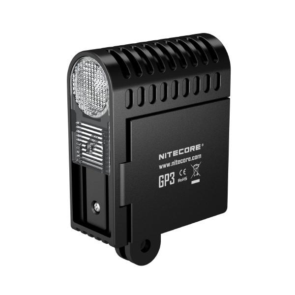 Kameralampa GoPro m.fl. Nitecore GP3