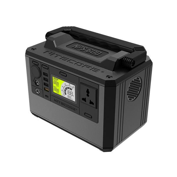 Powerbank / Laddstation Nitecore NPS600, 594 Wh