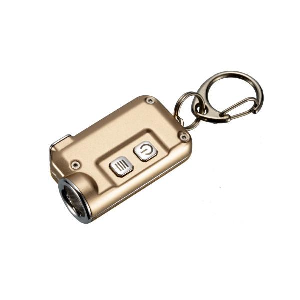 Nyckelringslampa Nitecore TINI