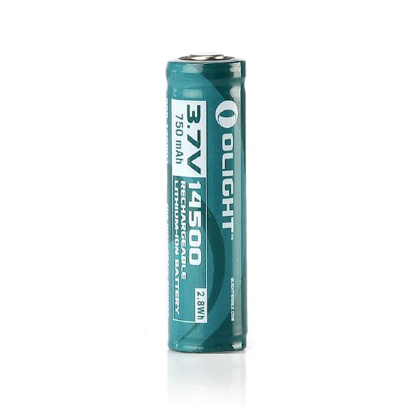 14500 Li-ion batteri Olight, 750 mAh
