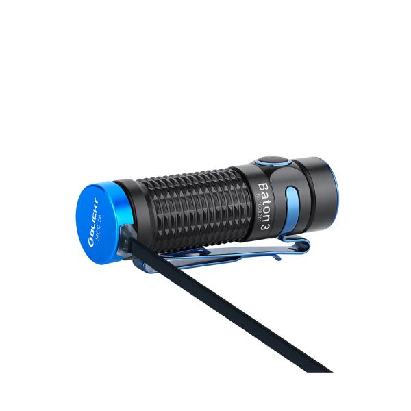 Taskulamppu Olight Baton 3, 1200 lm