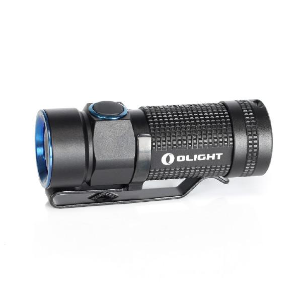 Ficklampa Olight S1 Baton, 500 lm + 1 st CR123A-batteri