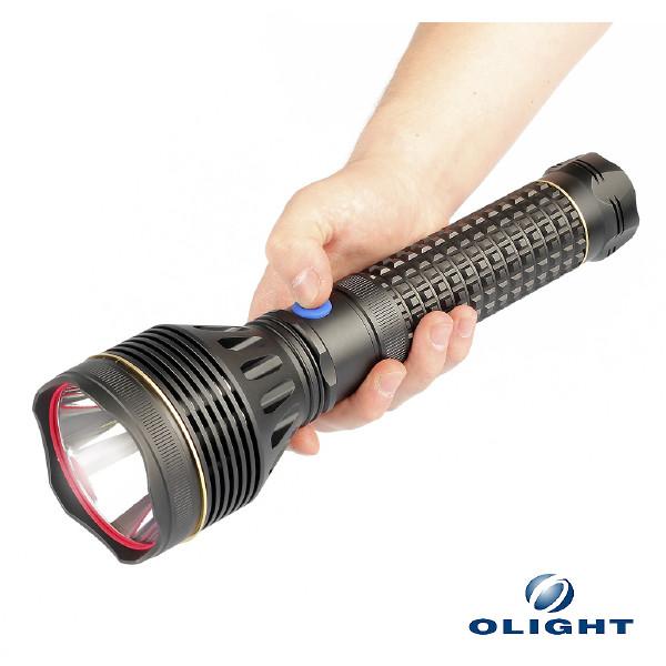 Sökljus Olight SR95, 2000 lm