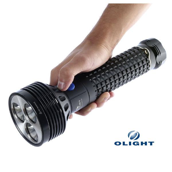 Sökljus Olight SR96, 4800 lm