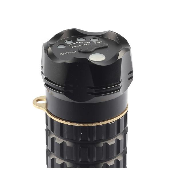 Olight SR9x batterigrepp, 7800 mAh