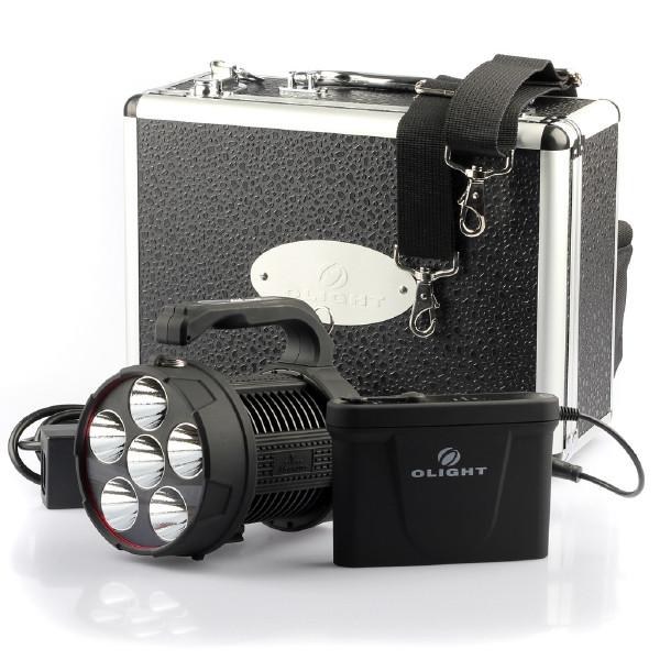 Hakuvalo Olight X6 Marauder, 5000 lm