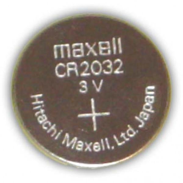 CR2032 Knappcells batteri