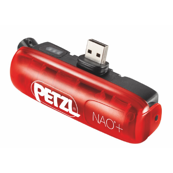 Petzl batteri NAO+ extrabatteri, 2,6 Ah