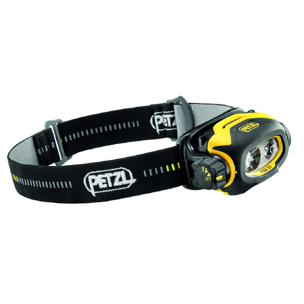 ATEX-otsalamppu Petzl Pixa 3R (Zone 2)