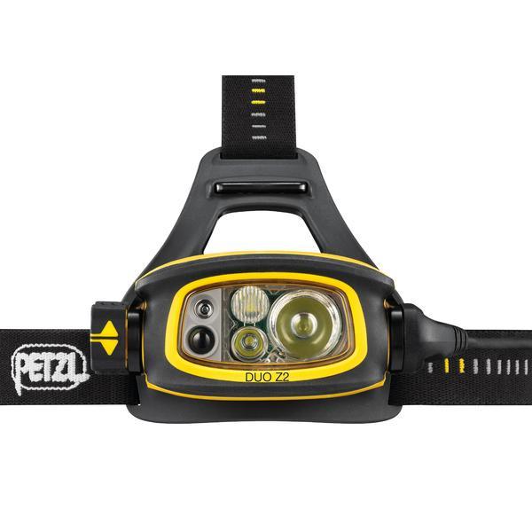 ATEX-otsalamppu Petzl DUO Z2 (Zone 2/22), 430 lm
