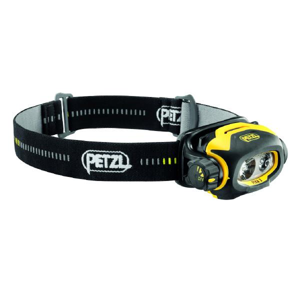 ATEX-otsalamppu Petzl Pixa 3 (Zone 2/22)