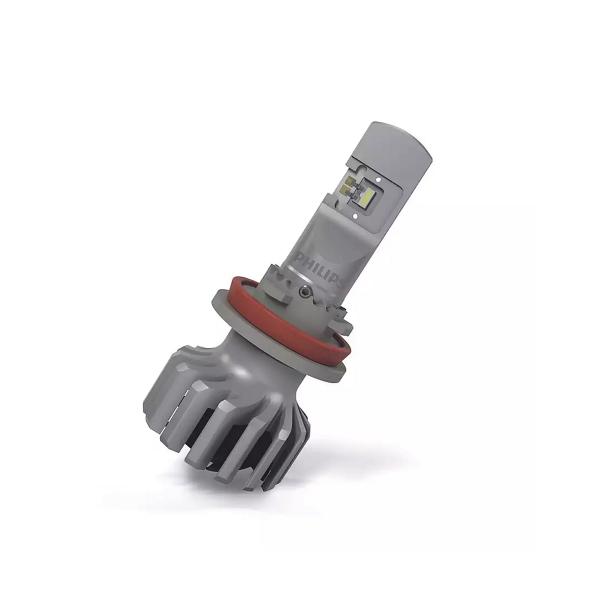 LED-ajovalopolttimot PHILIPS Ultinon Pro5000 HL +160%, H11