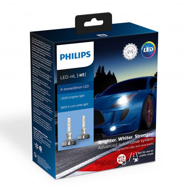 LED-pære Philips X-TremeUltinon +200%, H1