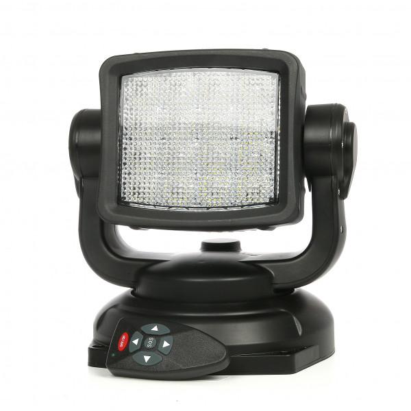 Kauko-ohjattava LED-hakuvalo Purelux RC360 Flood, 80W