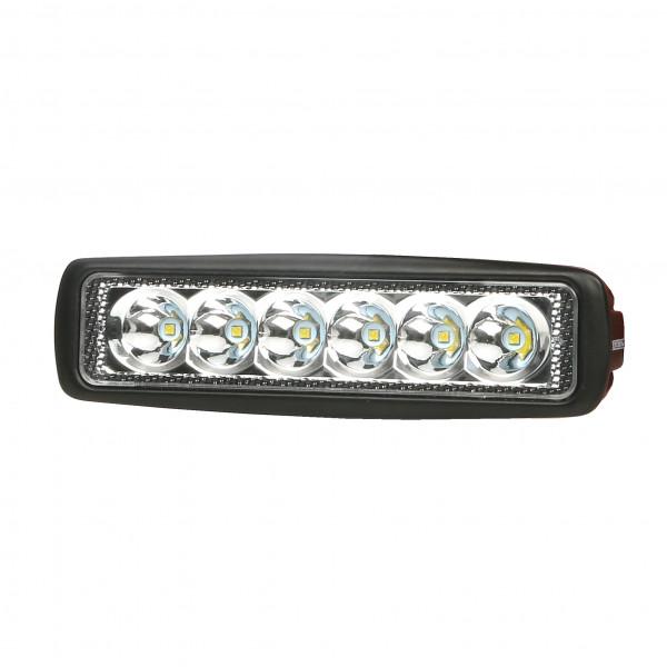 LED-Ljusramp Purelux Terrain Spot - Rak / 16 cm / 18W