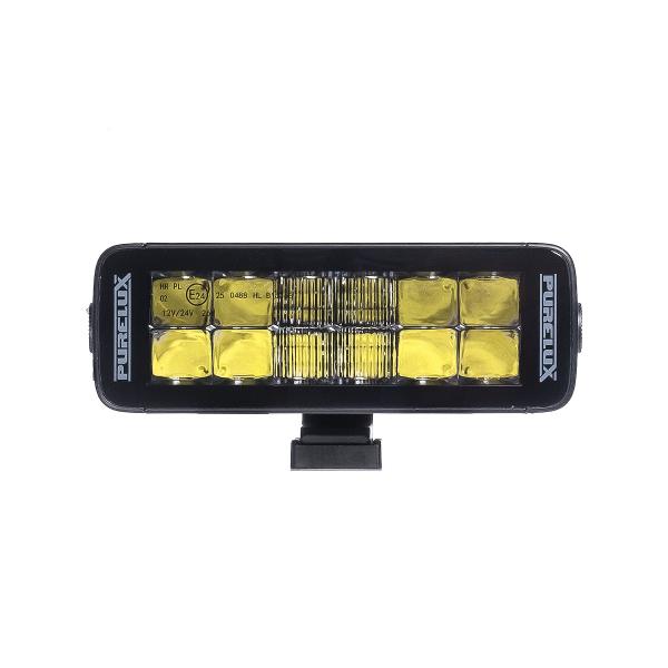 Extraljus Purelux Road Black Boost 200 - Rak / 20 cm / 60W