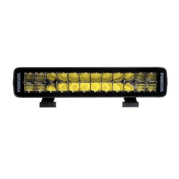Extraljus Purelux Road Black Boost 360 - Rak / 36 cm / 120W