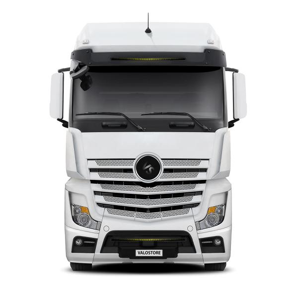 Lisävalo Purelux Road Black X-Slim 1000 - Suora / 100 cm / 210W / Ref. 50
