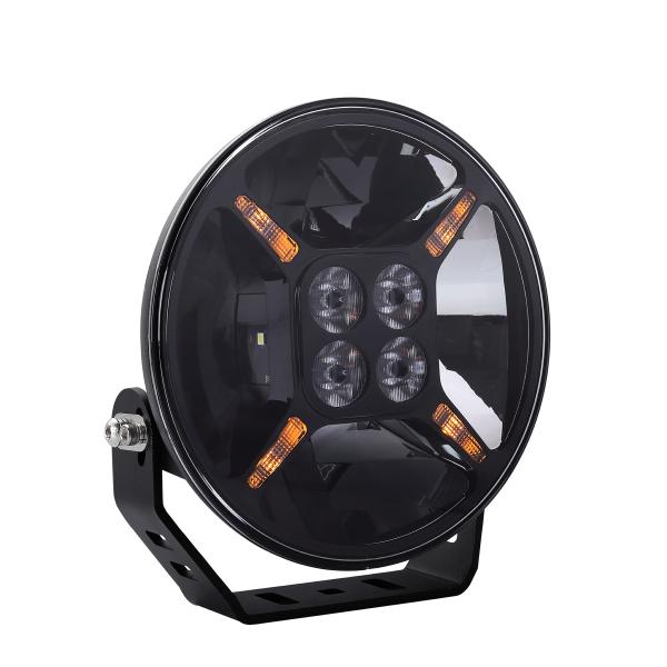Lisävalo Purelux Road 760 TIR - Pyöreä / 18 cm / 60W / Ref. 37.5