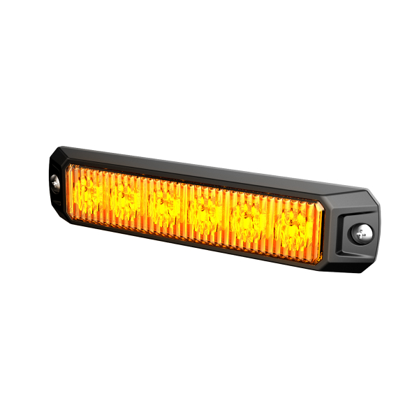 Varoitusvalo / Tasovilkku Purelux Flash Side Light, Slim