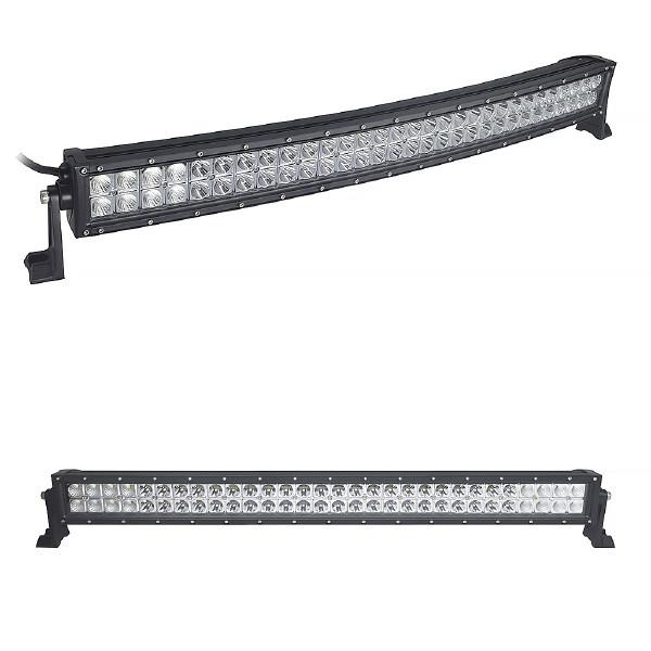 LED-BAR Purelux Terrain Curve - Buet / 82 cm / 180W