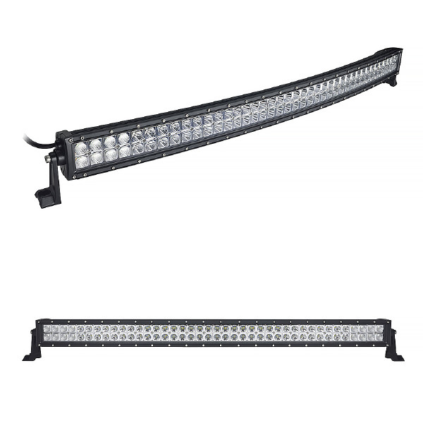 LED Bar Purelux Terrain Curve - Buet / 107cm / 240W
