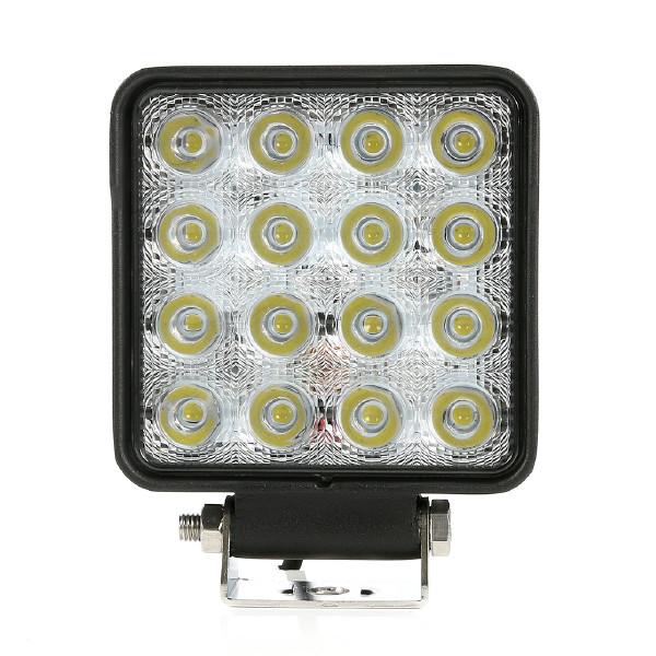 LED-arbeidslys Purelux Terrain 24W, Bred